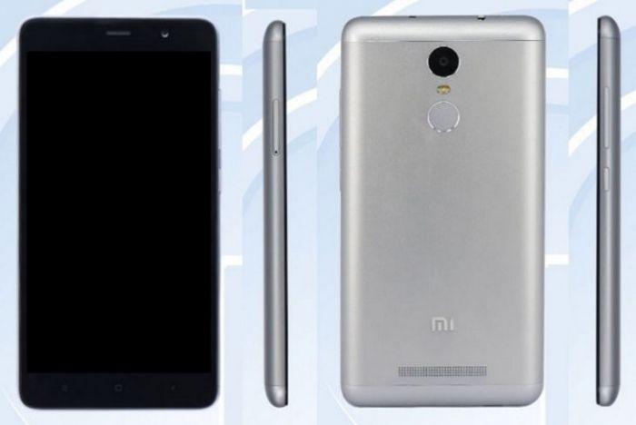 Xiaomi Redmi Note 2 Pro Metal