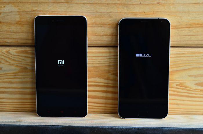 Xiaomi Redmi Note 2 против Meizu MX5: сравнение двух смартфонов разного ценового сегмента с одинаковым процессором Helio X10. – фото 1