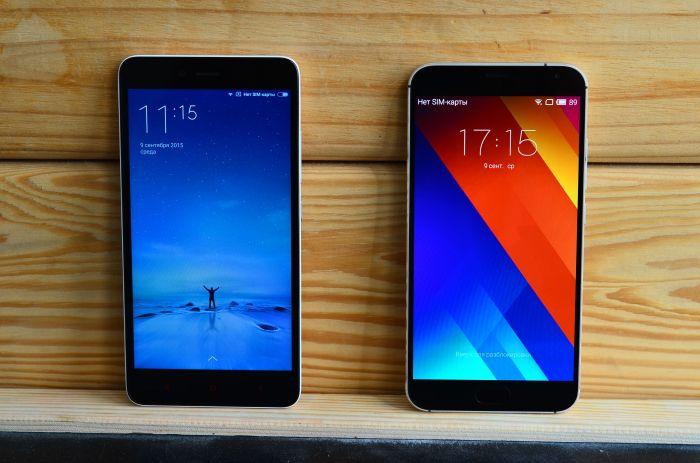 Xiaomi Redmi Note 2 против Meizu MX5: сравнение двух смартфонов разного ценового сегмента с одинаковым процессором Helio X10. – фото 12