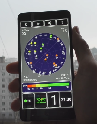 Xiaomi redmi note 3 3dmark GPS