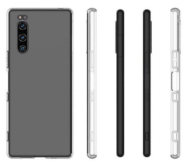 Показали дизайн Sony Xperia 2 – фото 2