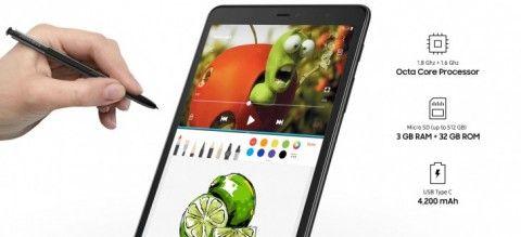 Новый Samsung Galaxy Tab A 8.0 - компактный планшет с фирменным стилусом – фото 1
