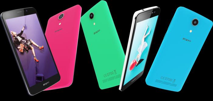 ZOPO Color S5.5: яркий и бюджетный фаблет официально представлен – фото 1