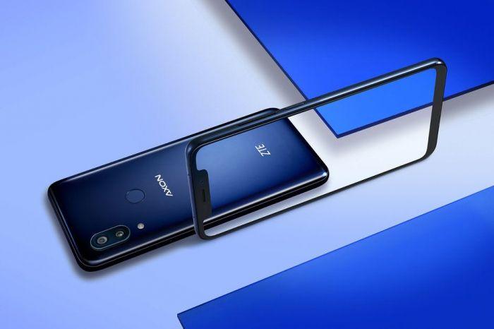 Представлен ZTE Axon 9 Pro: дизайн а-ля iPhone X, топовая начинка и большой аккумулятор – фото 1