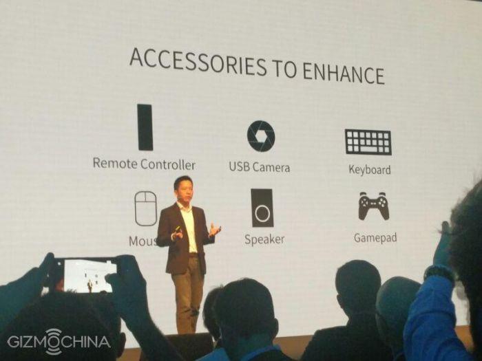 ZTE Spro Plus – 8,4-дюймовый планшет с аккумулятором на 12100 мАч и встроенным лазерным проектором – фото 2