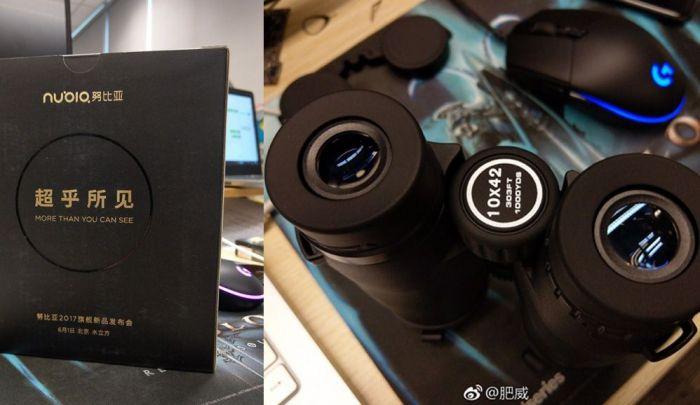 Nubia Z17 получит дисплей с поддержкой Force Touch – фото 1