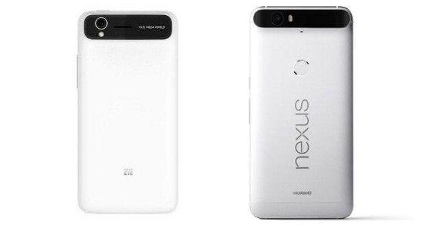 ZTE&Nexus 6P