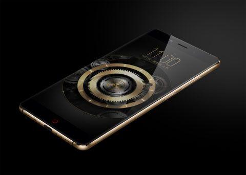 ZTE Nubia Z11 дисплей