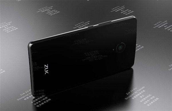 Концепт ZUK Z3 Pro: как может эволюционировать флагман – фото 2