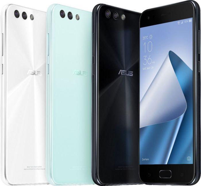 Стильные ASUS ZenFone 4 и ZenFone 4 Pro с продвинутой двойной камерой представлены – фото 2