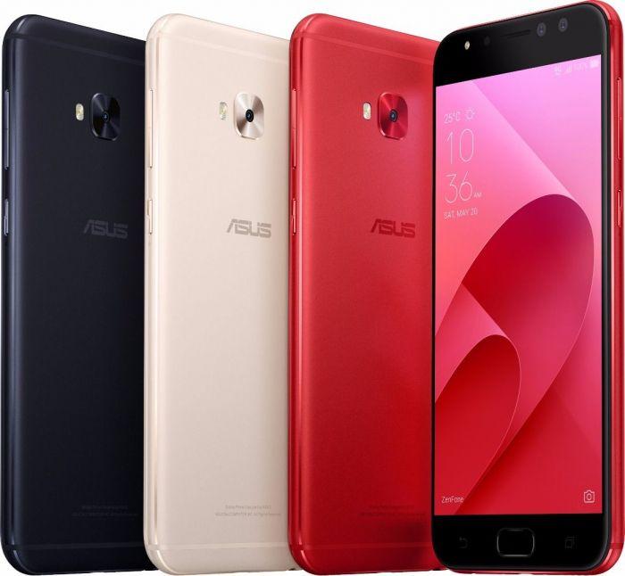 Представлены ASUS ZenFone 4 Selfie и ZenFone 4 Selfie Pro с системами из двух фронтальных камер – фото 1