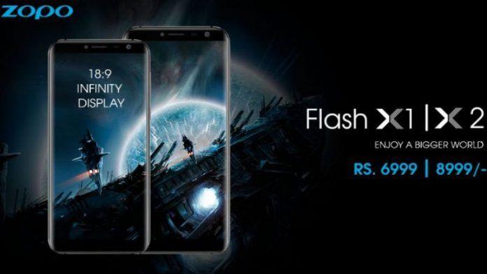 Анонс Zopo Flash X1 и Flash X2: характеристики и цена – фото 1