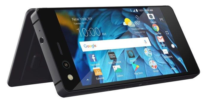 Складной смартфон ZTE Axon M представлен – фото 8