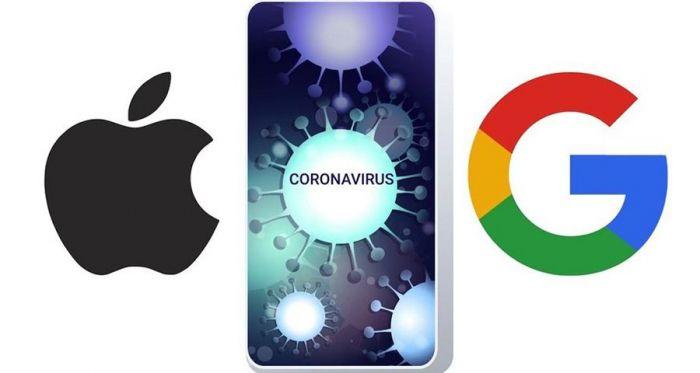 Коронавирусная инфекция сближает Apple и Гугл