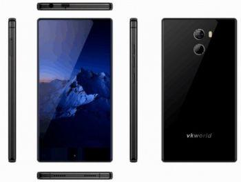 VKworld Mix Plus — еще один безрамочный смартфон из Китая – фото 1
