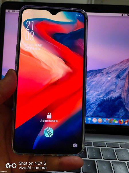 OnePlus 6T демонстрируют на «живых» снимках – фото 1