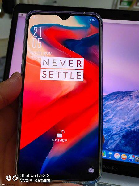 OnePlus 6T демонстрируют на «живых» снимках – фото 3