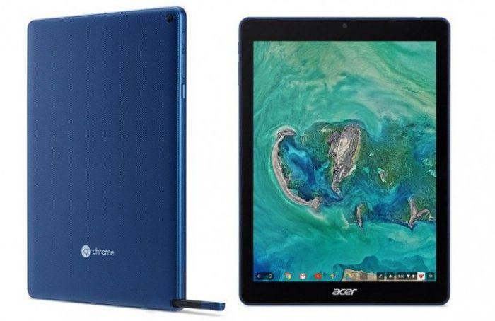 Представлен Acer Chromebook Tab 10 - первый в мире планшет на ChromeOS – фото 2