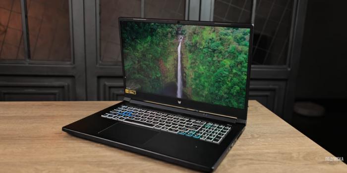 Ноутбук Acer Predator Helios 300: универсальный набор с уклоном в игры – фото 1