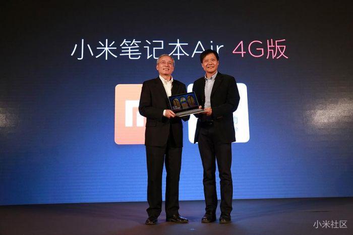 Xiaomi Mi Notebook Air 4G с модулем LTE представлен официально – фото 1