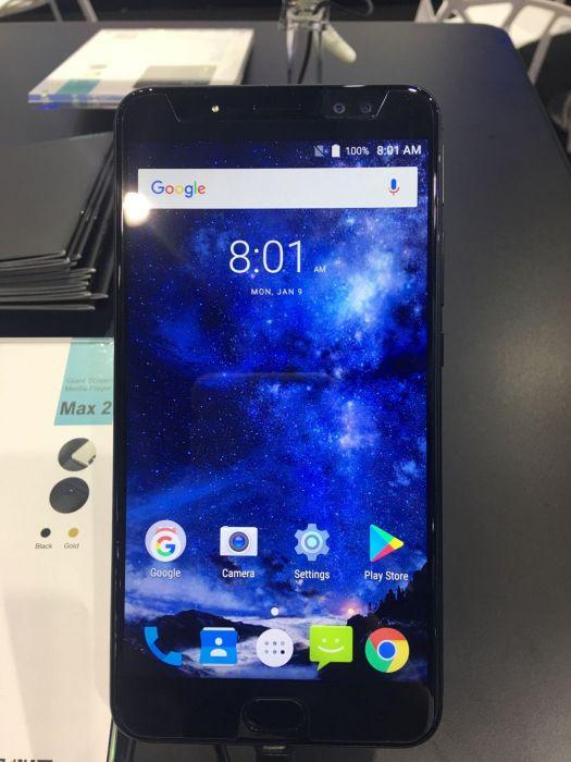 UHANS показала пять смартфонов на выставке Asia World-Expo – фото 5
