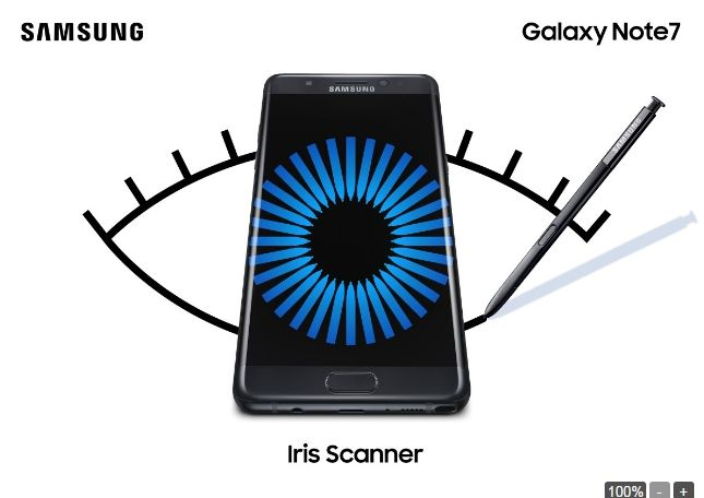 Samsung официально подтвердила выход Galaxy Note 7 в топовой версии 6/128 Гб – фото 2