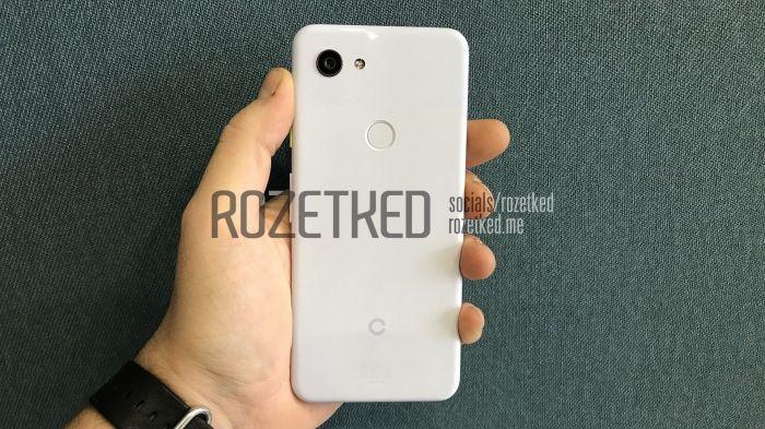 Подробности и фото Google Pixel 3 Lite. Google все же созрела для «бюджетного» смартфона? – фото 1