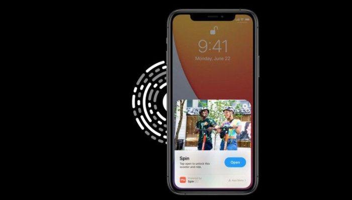 AppClip iOS 14