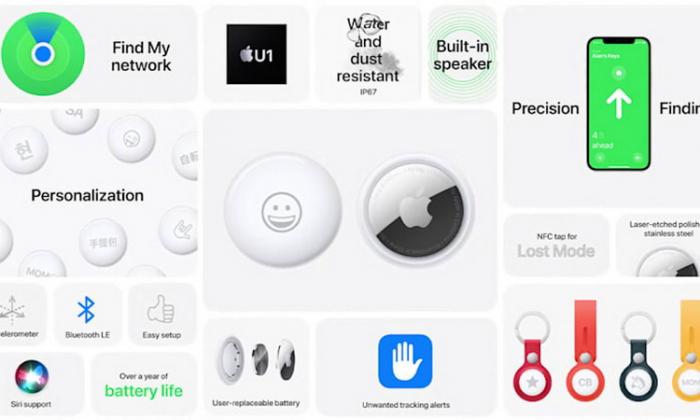 Представлены iPhone 12 в новом цвете и поисковый трекер AirTag – фото 4