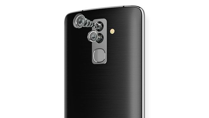 Alcatel Flash получил четыре камеры и чип Helio X20 – фото 1
