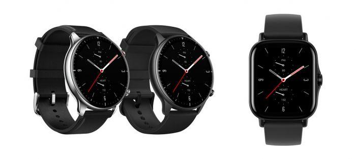Представлены смарт-часы Amazfit GTR 2 и Amazfit GTS 2: стильно, функционально и доступно – фото 1