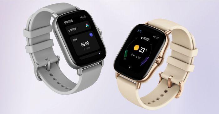 Представлены смарт-часы Amazfit GTR 2 и Amazfit GTS 2: стильно, функционально и доступно – фото 3