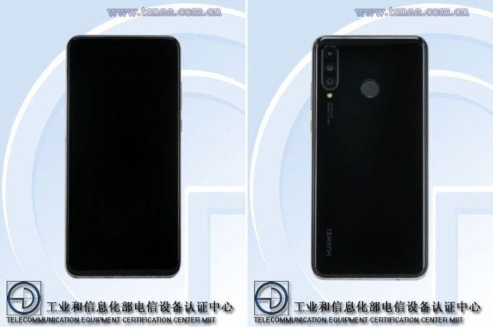 Лайт издание Huawei P30 Lite на изображениях с TENAA – фото 1