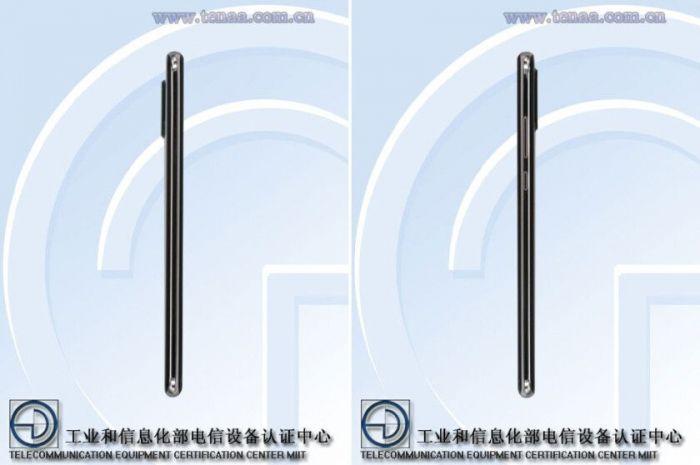 Лайт издание Huawei P30 Lite на изображениях с TENAA – фото 2