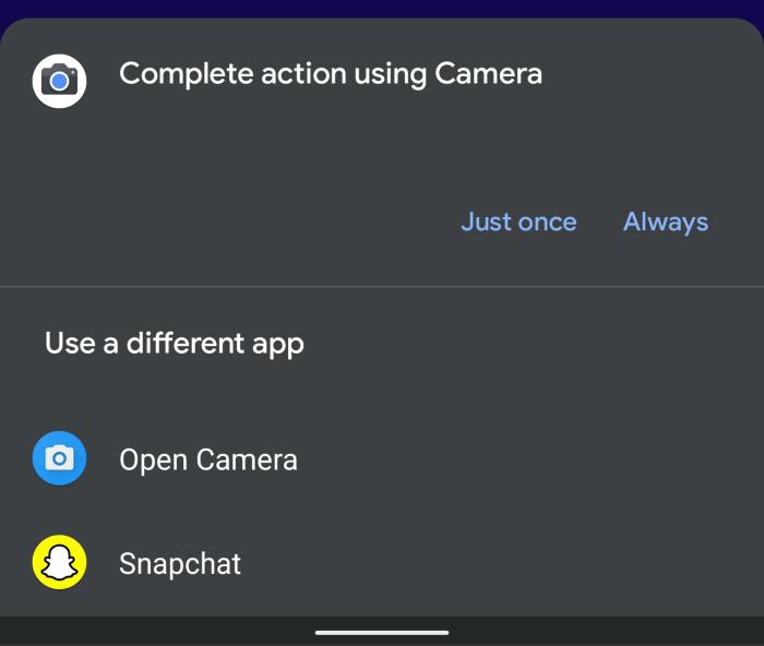 Google Camera в Android 11 станет приоритетным при работе с камерой – фото 3