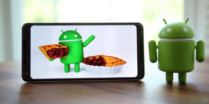 Google анонсировала Android Pie (Go Edition) – фото 1