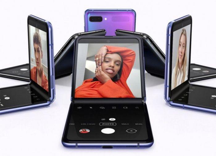 Анонс Samsung Galaxy Z Flip: первый с гибким стеклом – фото 3