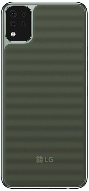 нонсирован LG K42: бюджетка со своей самобытной «спинкой» – фото 2