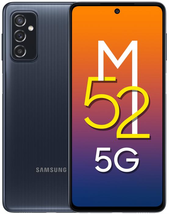 Samsung Galaxy M52 5G официально представлен и назвали цену – фото 1