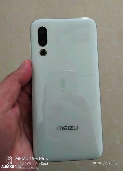 Meizu 16S на новых «живых» снимках – фото 2