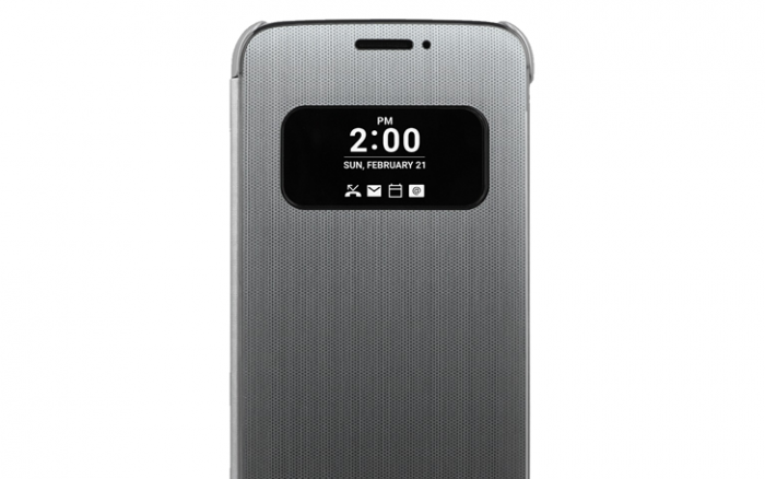LG выпустила сенсорный чехол для LG G5 – фото 1