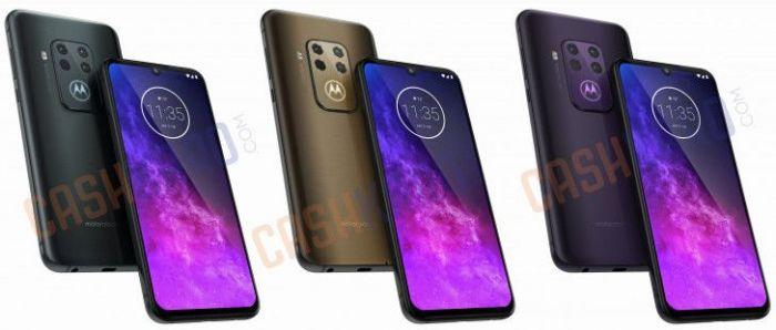 Качественные рендерах Motorola One Pro – фото 1