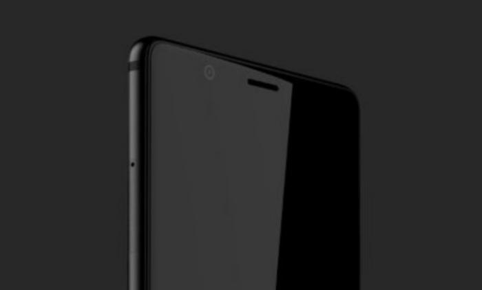 BlackBerry Ghost — первый «безрамочный» смартфон под маркой BlackBerry – фото 1