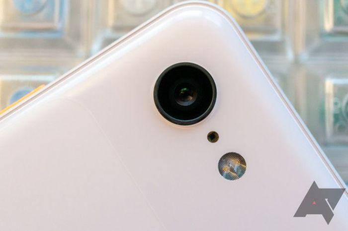 Трясущаяся камера Google Pixel 3 — не баг, а фича