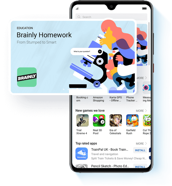Аналог Google Play от Huawei не будет брать комиссию с разработчиков приложений в течение двух лет – фото 3