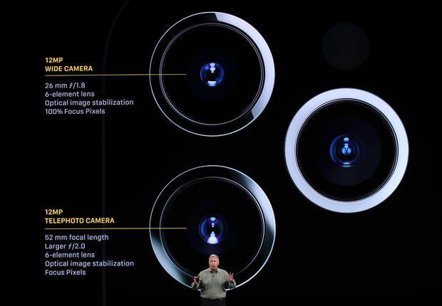 Представлены iPhone 11 Pro и iPhone 11 Pro Max: обошлось без революций – фото 5