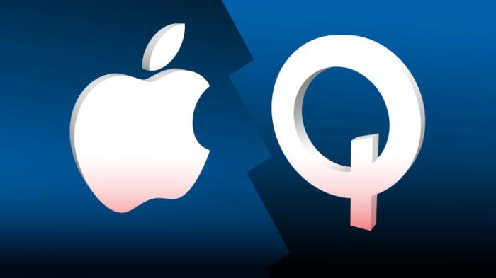 Apple наносит очередной удар Qualcomm – фото 1