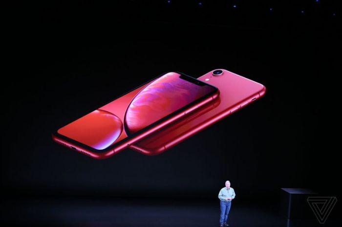 Представлен iPhone XR: потенциальный хит продаж у Apple – фото 1