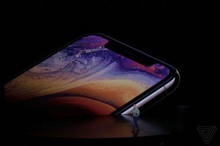 Представлены iPhone XS и iPhone XS Max – фото 1