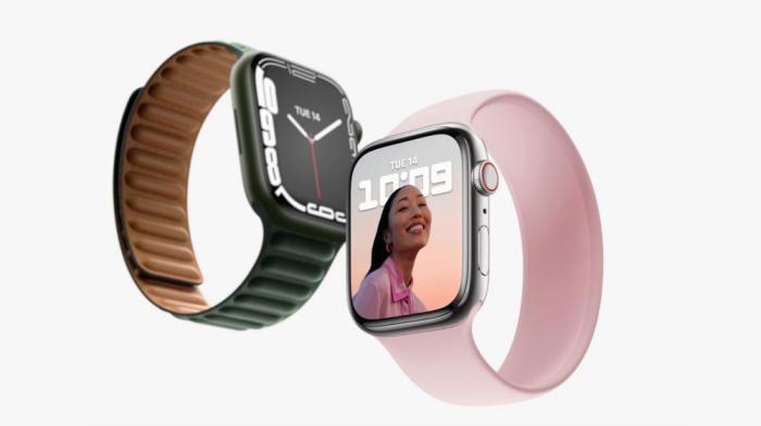 Представлены Apple Watch Series 7: новый экран, быстрая зарядка и новые функции в прочном корпусе – фото 1